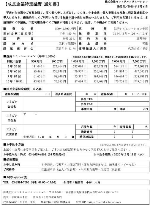 【出資詐欺サイト】株式会社セントラルソリューション  詳細 central-solution.com【闇金】